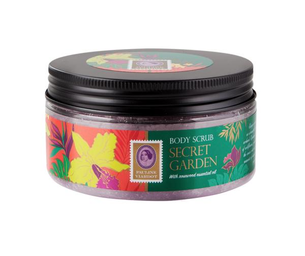 Body scrub Secret garden